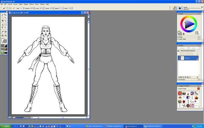 программы для создания персонажей для игр - фото 5