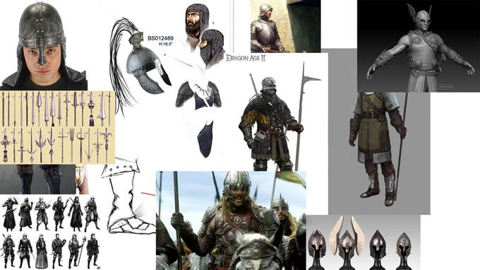 Making of Son of Stormfall