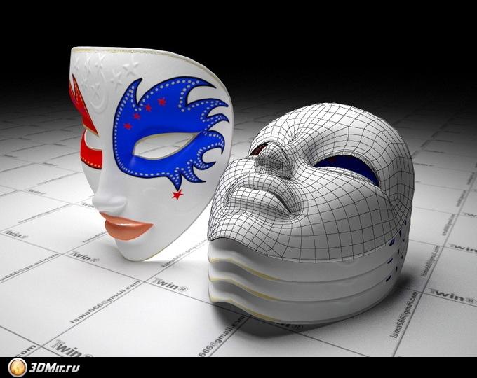 скачать маски для 3ds max