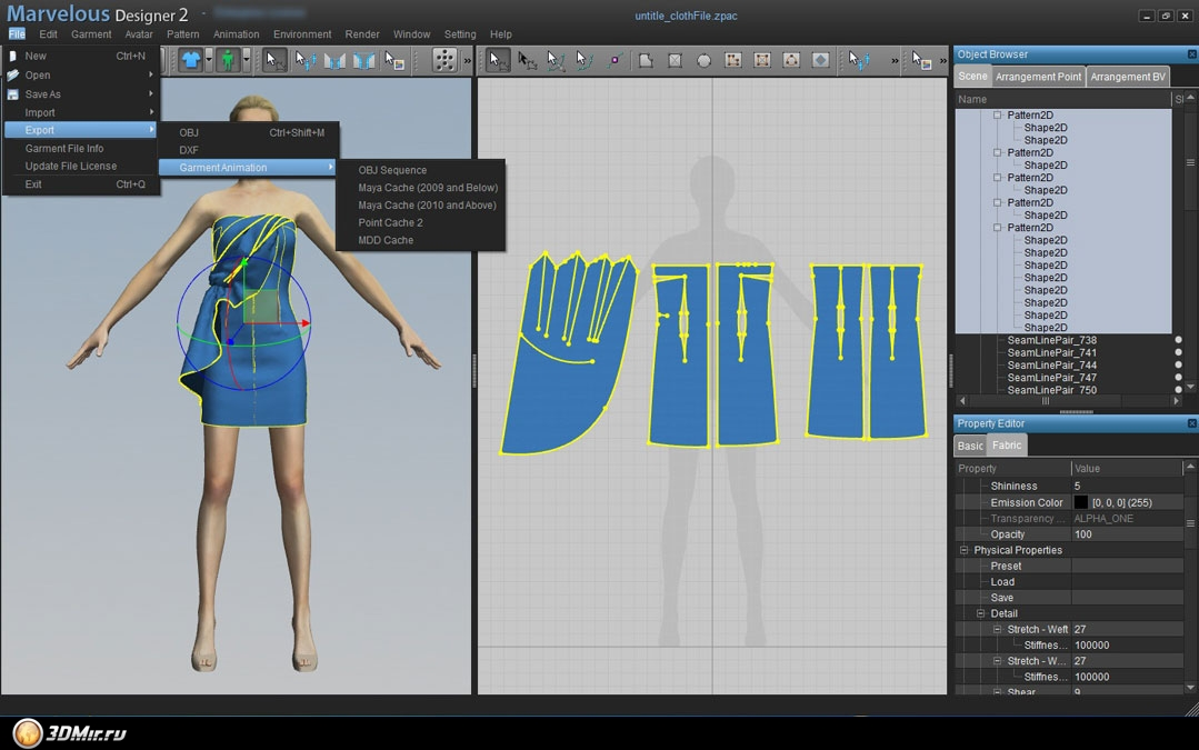 Программа Для Моделирования Одежды