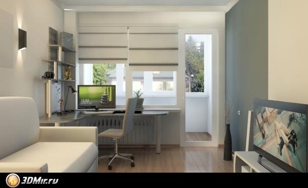 Моделирование квартиры - страница 8.
