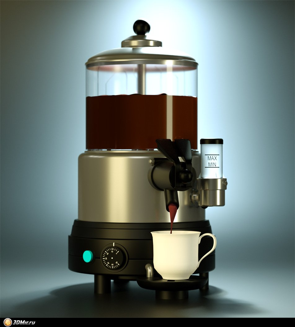 OTOY Forums • View topic - GBG Minilux - Hot Chocolate Machine