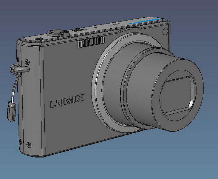 Фотоаппарат Panasonic DMC-GH4 Lumix Kit 14-140 mm f/3.5-5.6