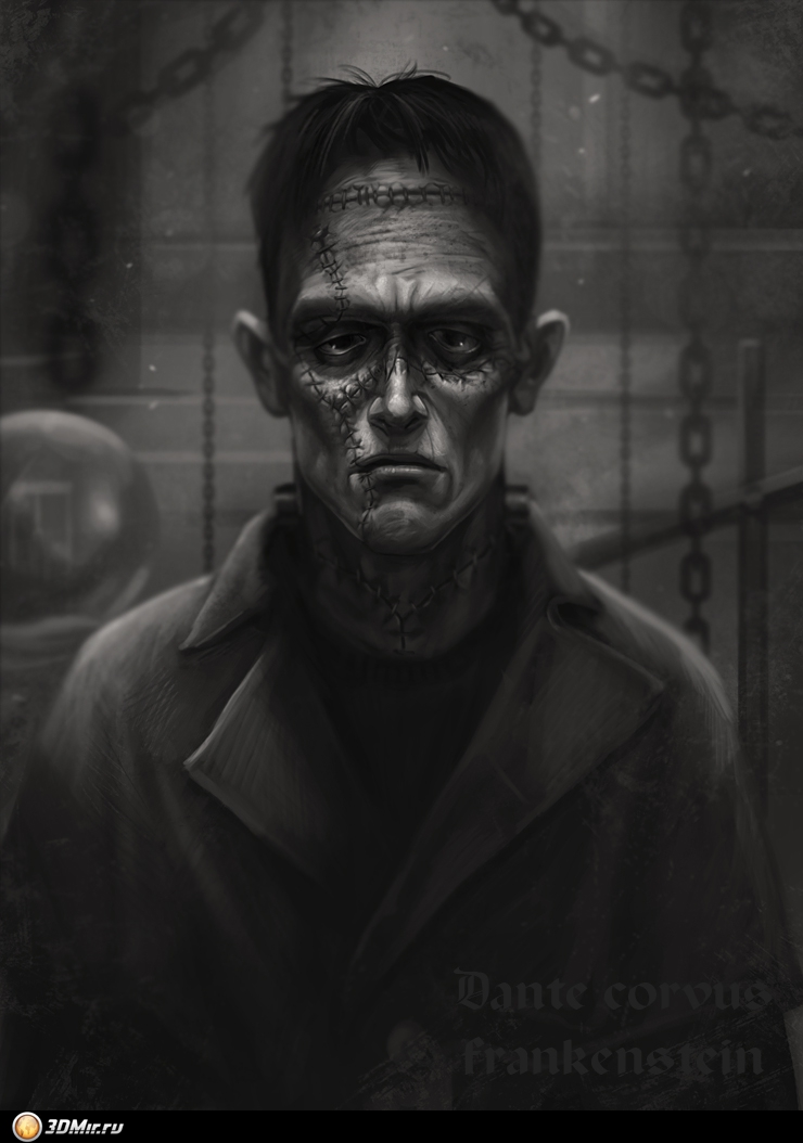 frankenstein suffering of an individual Get everything you need to know about family, society, isolation in frankenstein analysis, related quotes, theme tracking.
